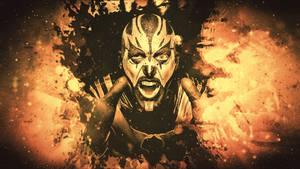 WWE Goldust Custom Wallpaper