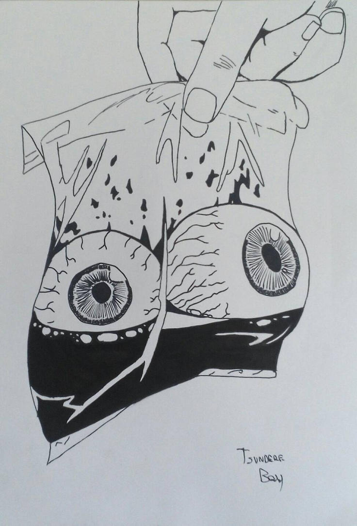 Eyes For Sale By Tsundere Boy