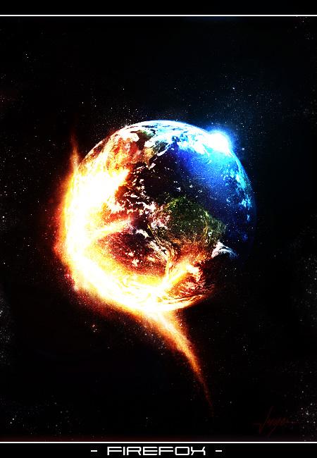 Firefox by Joorch