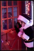 Santa? by Sora-Lamperouge