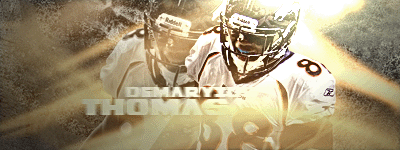 Demaryius Thomas by Gein12 on DeviantArtDemaryius Thomas Wallpaper