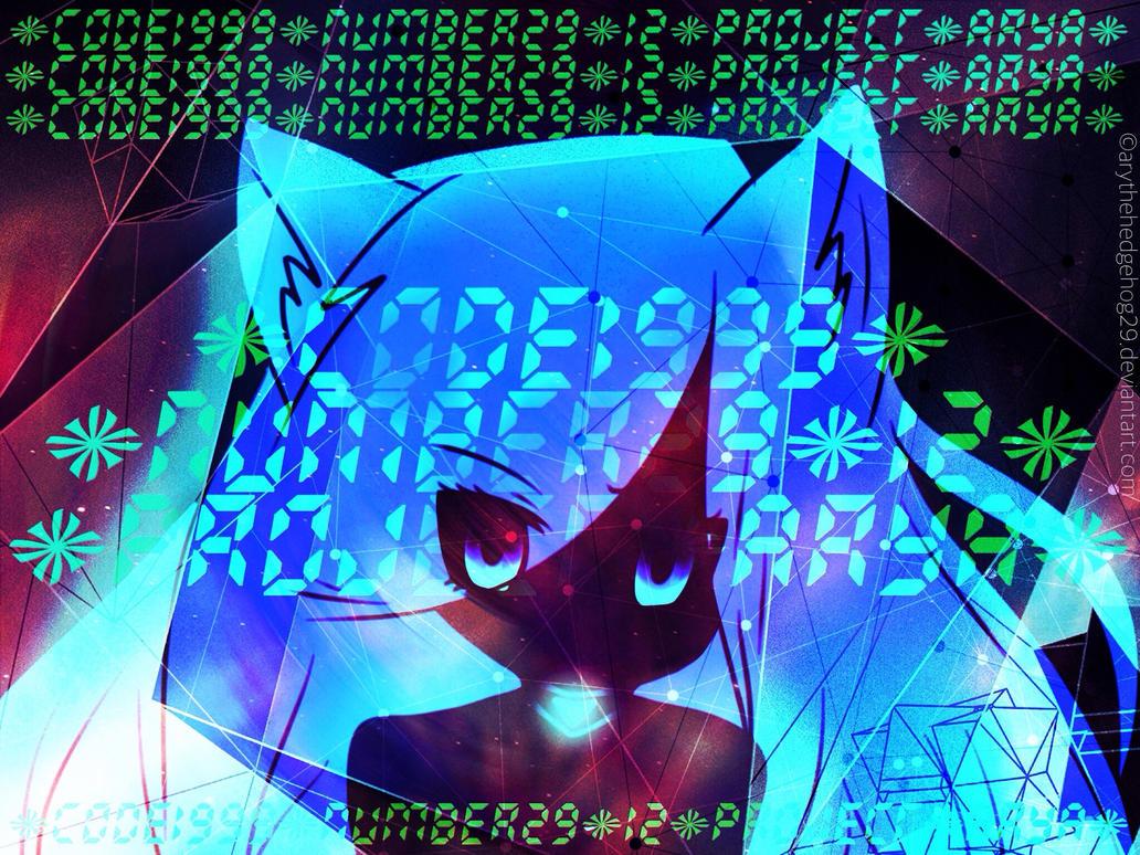 ~//-PROJECT-ARYA-//~ by AryTheHedgehog29