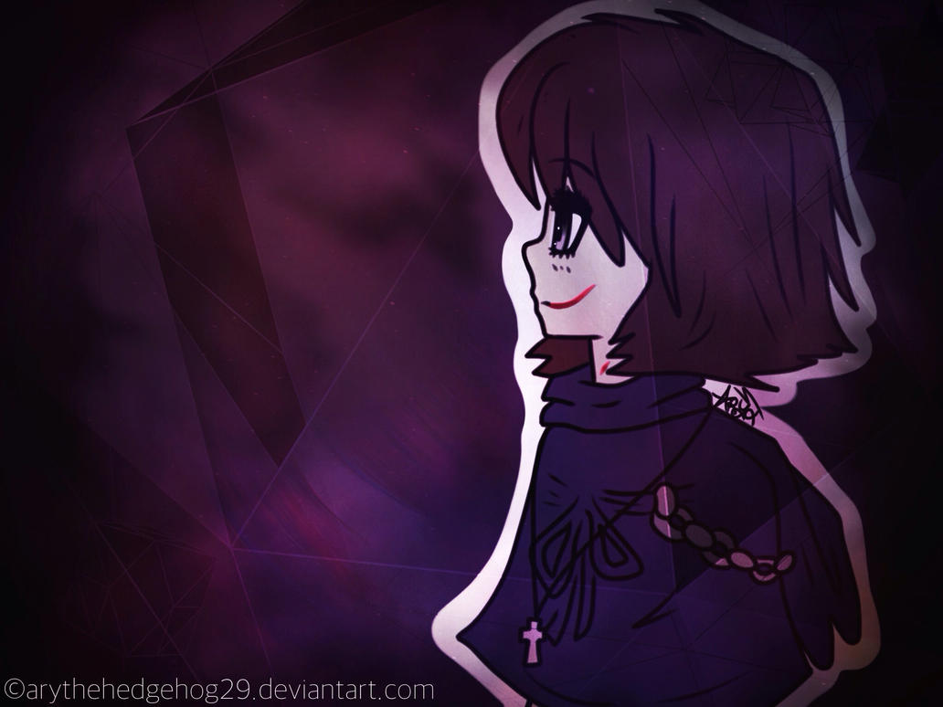 //ANA-DARK-KILLER-// by AryTheHedgehog29