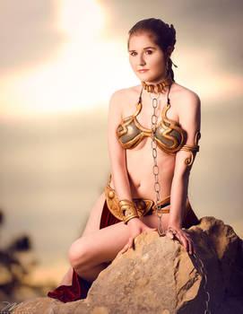 Enslaved princess