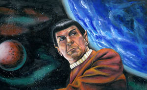 SPOCK by Henry Fong by Hankforever