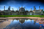 The Royal Pavilion by Tim-Wilko