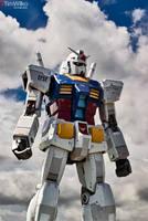 Gundam RX-78-2 by Tim-Wilko