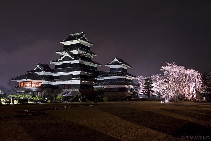 Matsumoto Castle by Tim-Wilko