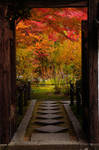 Entering Tenjuan