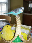 Rudy Celebrates Easter
