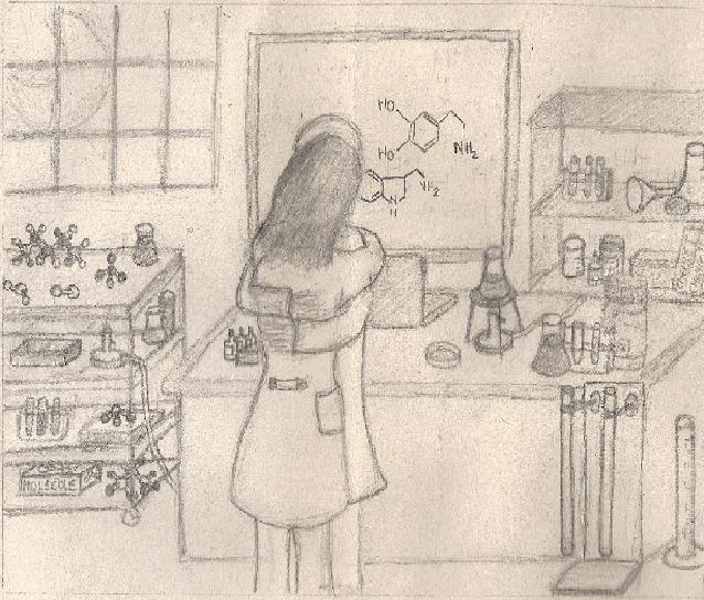 Laboratory Love by QuantumPhysica