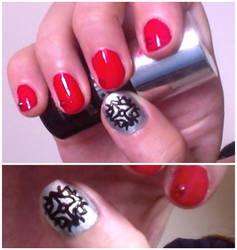 Feanorian Nails