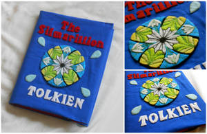Silmarillion Notebook Cover