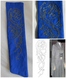 Arwen Bookmark by QuantumPhysica