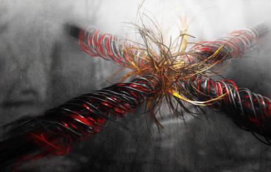 Pixel Nucleus by Arnovw