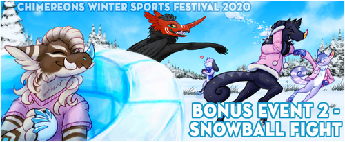 WSF Mini Event 2 - Snowball Fight! [CLOSED]