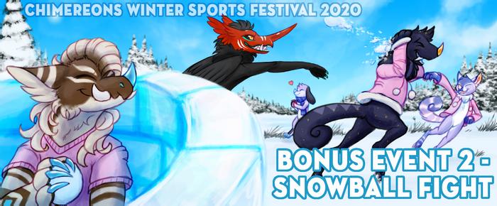 WSF Mini Event 2 - Snowball Fight! [CLOSED]