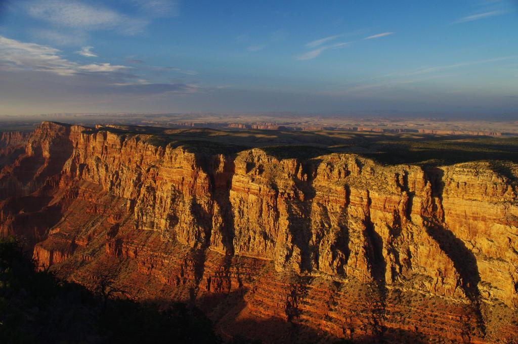 Sunset At Grand Canyon by Sevian