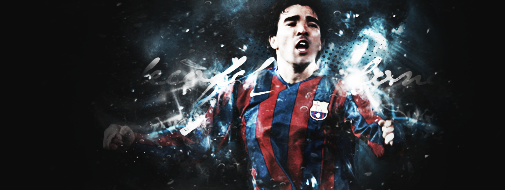 Deco - FC Barcelona by Wes22GFX