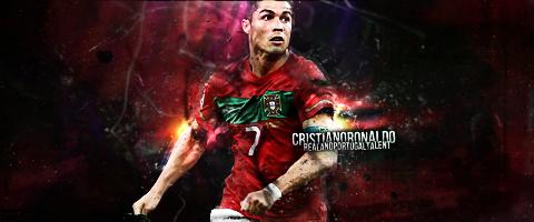 Cristiano Ronaldo by Wes22GFX