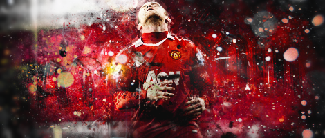 Wayne Rooney by Wes22GFX