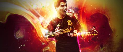Luis Suarez4 by Wes22GFX