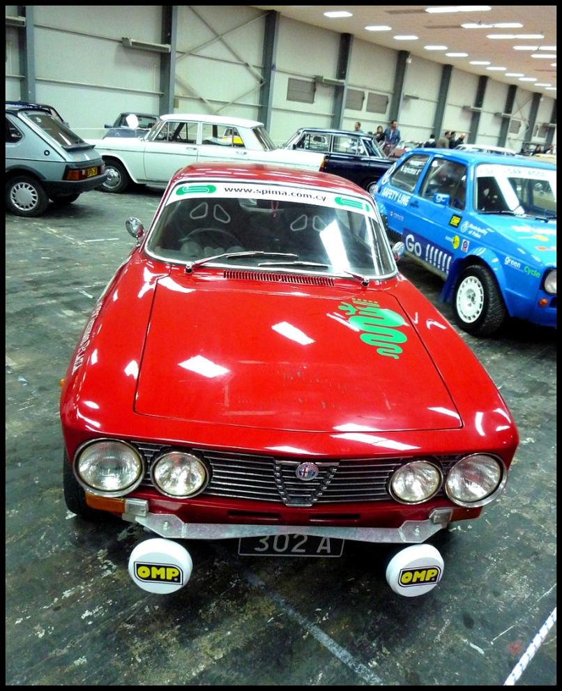 Alfa Romeo 2000 GTV By Aplos On DeviantArt