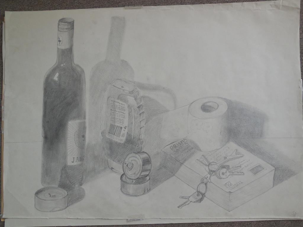 drawing 2 by Mechelkip