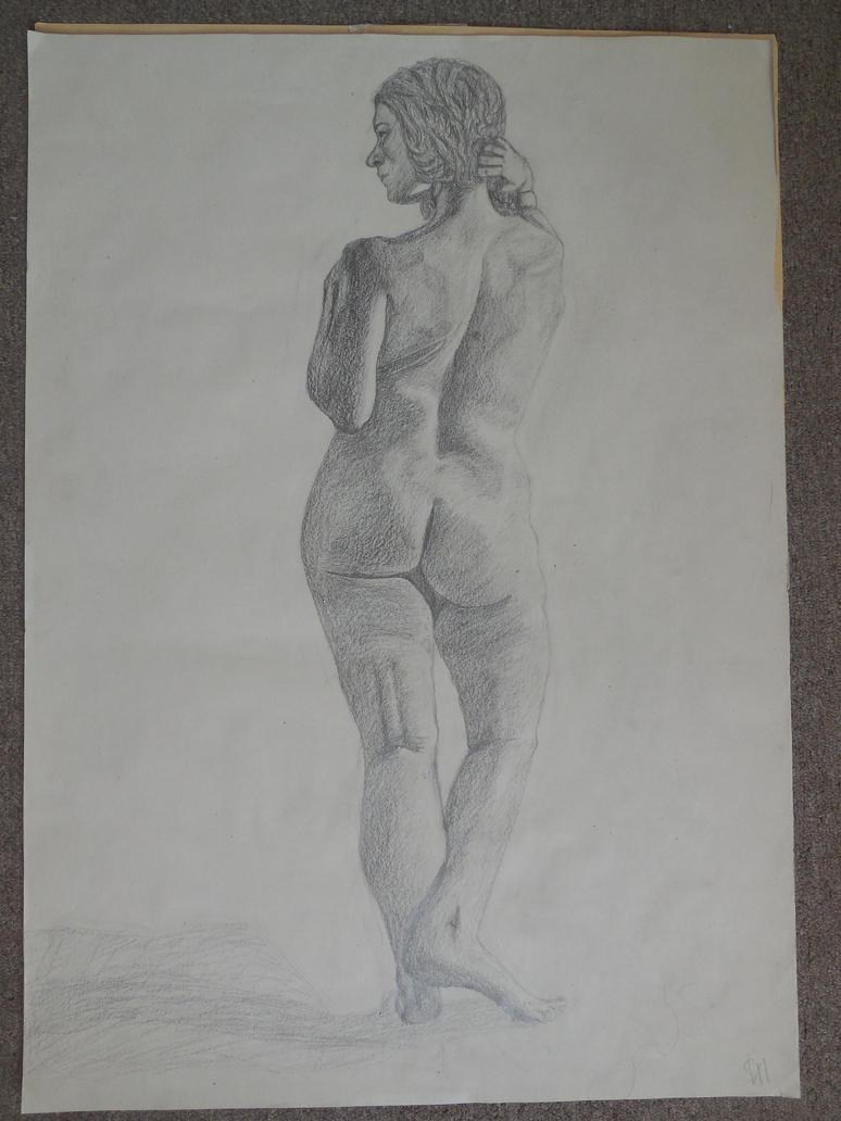 drawing 3 by Mechelkip
