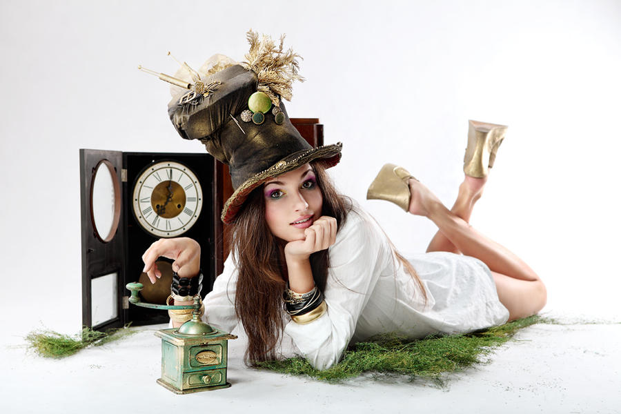 Alice in Wonderland I by Goferoo