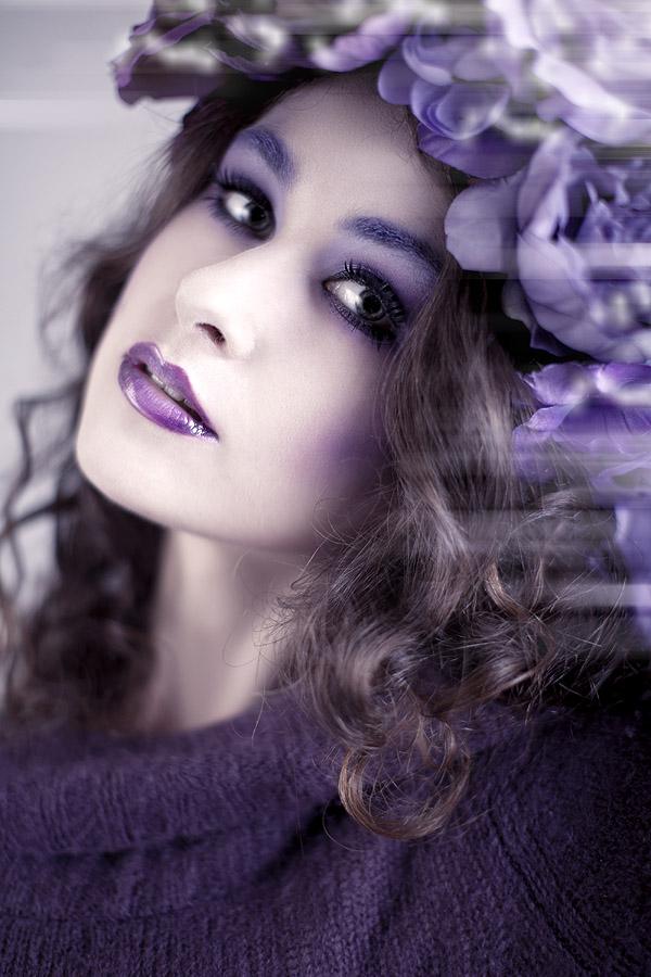 Lavender Overdose I by Goferoo