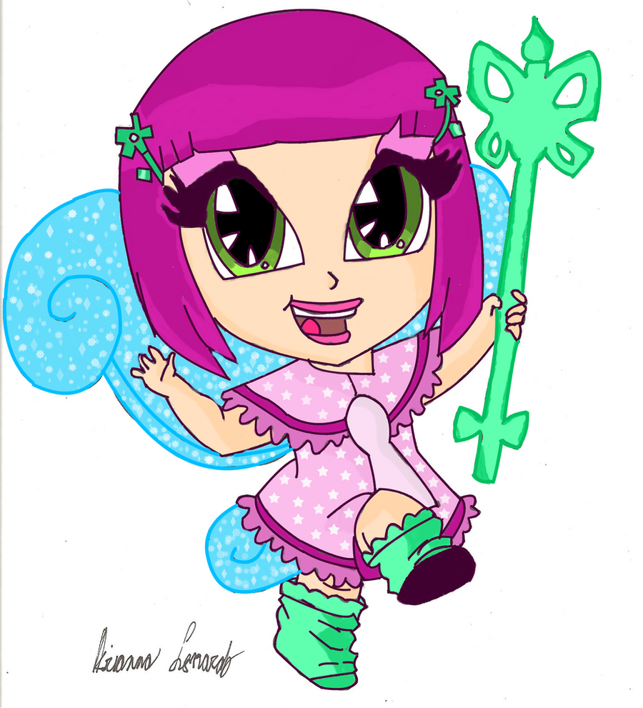 Winx Club Lockette by Rockinangelz99