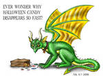 Dragons...Halloween Version