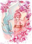Rose of the sands (Tataru, FFXIV)