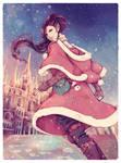 Starlight and Snow - [ Hilda, FFXIV ]