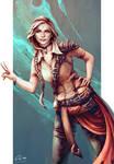 Leona Favevus - [ FFXIV Commission ]