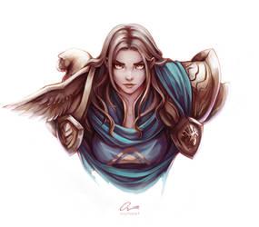 Deshia - [ World of Warcraft, Commission ]