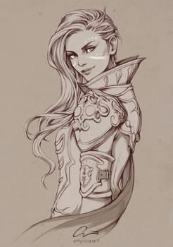 Eona Sunwall - [ FFXIV, Patreon Reward ]