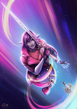 Starlit - [ FFXIV Commission ]