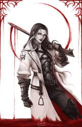 No Mercy - [ FFXIV, Bloodstone series ]