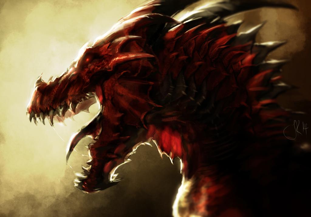 141212 - Dragon by Jack-Kaiser