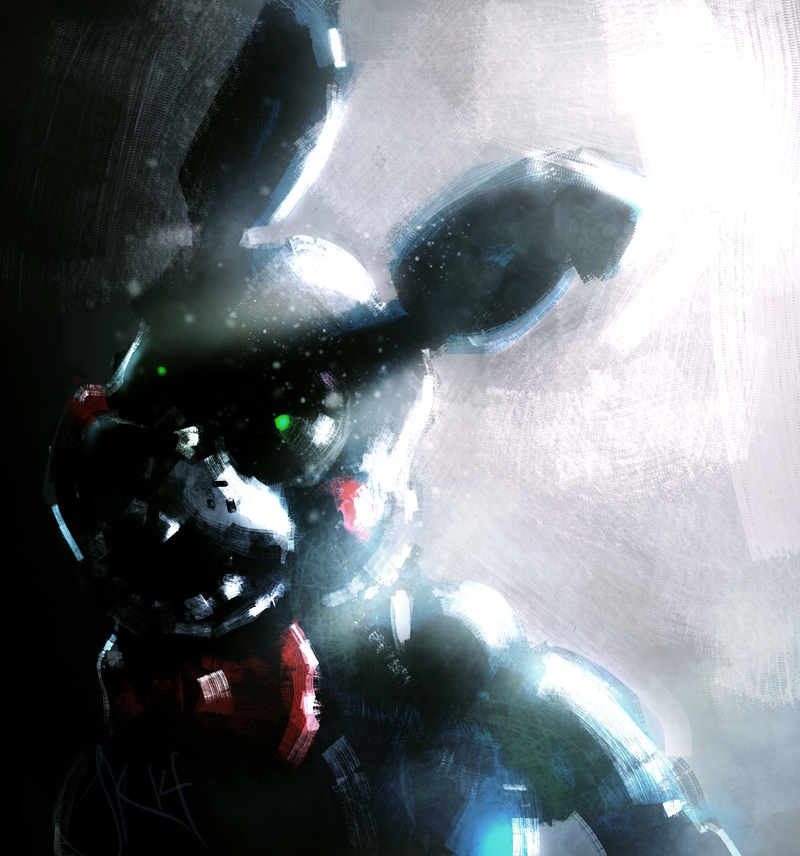 141211 - Toy Bonnie by Jack-Kaiser