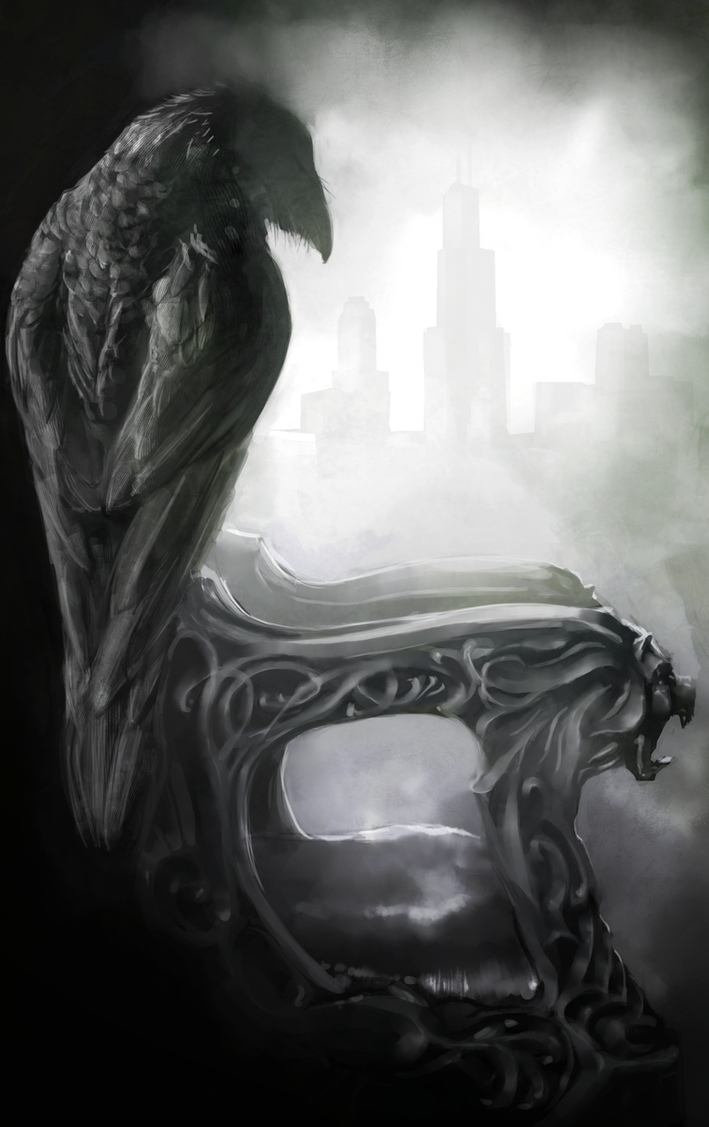 The Raven by Jack-Kaiser