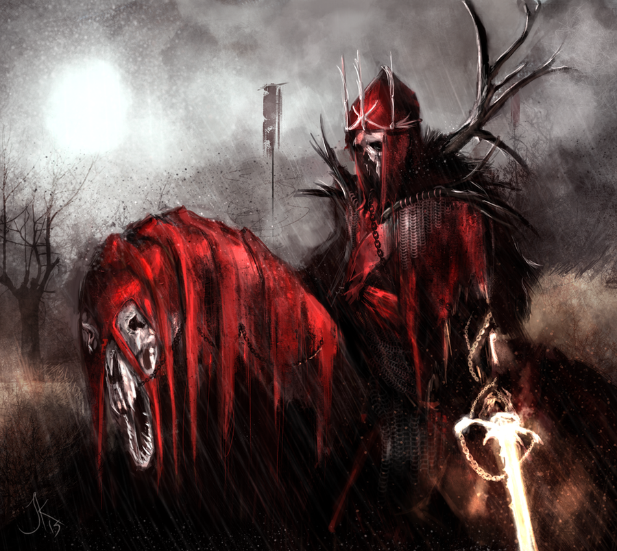 150111 - Red King by Jack-Kaiser