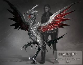 Skarmory - Revisit
