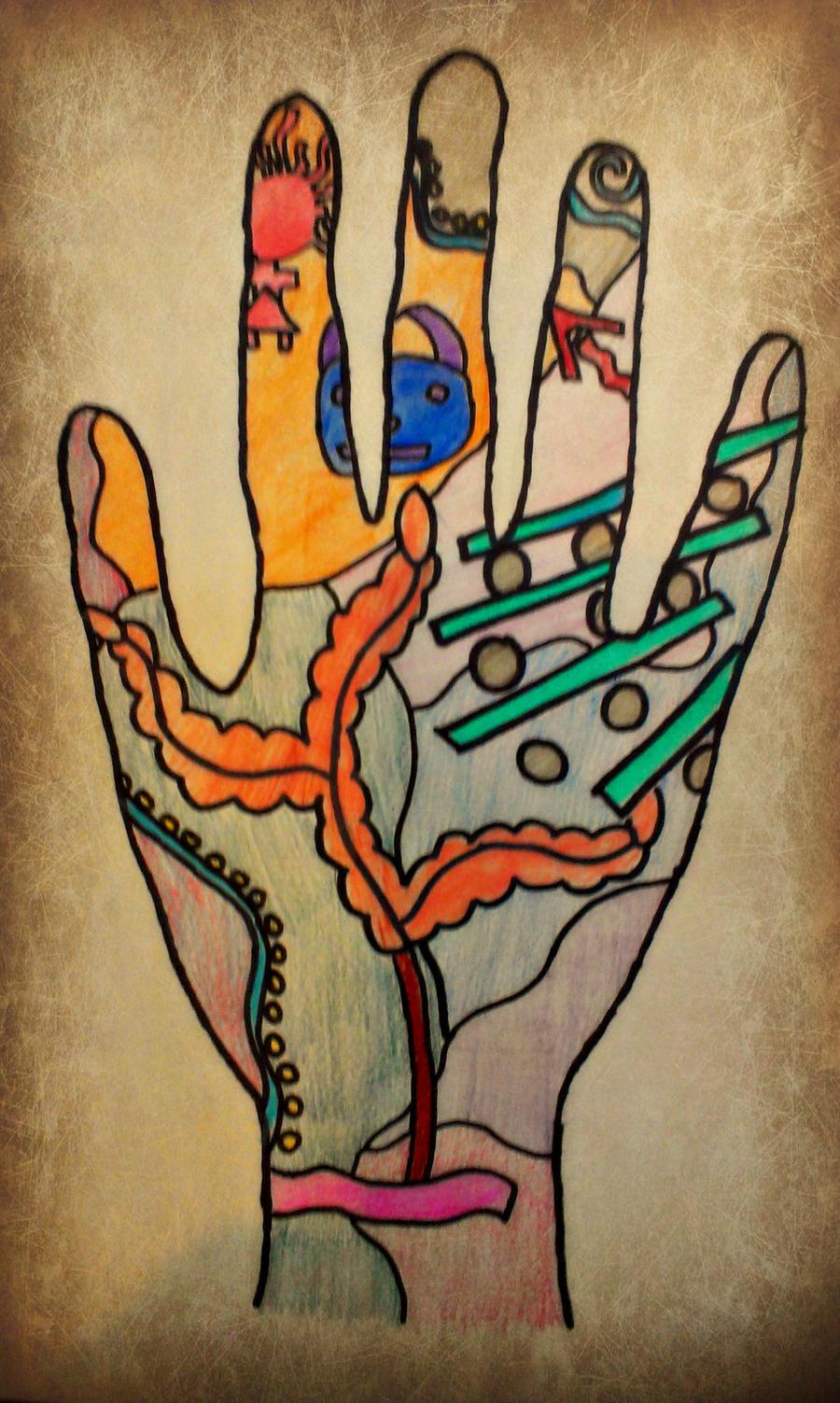 Aboriginal Art by divafica