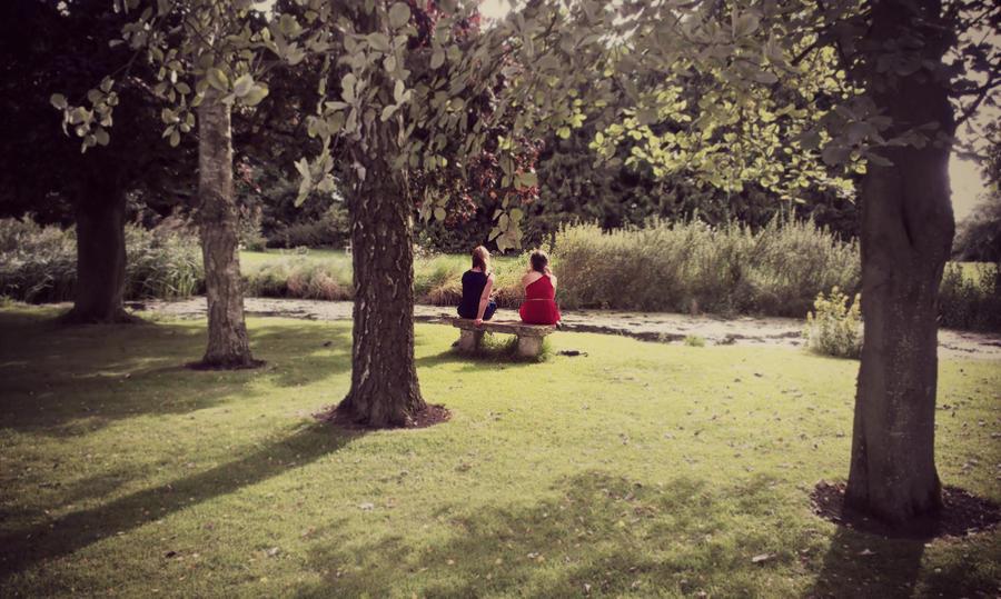 Our Secret Place by divafica