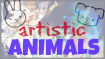 Artistic Animals ICON by divafica