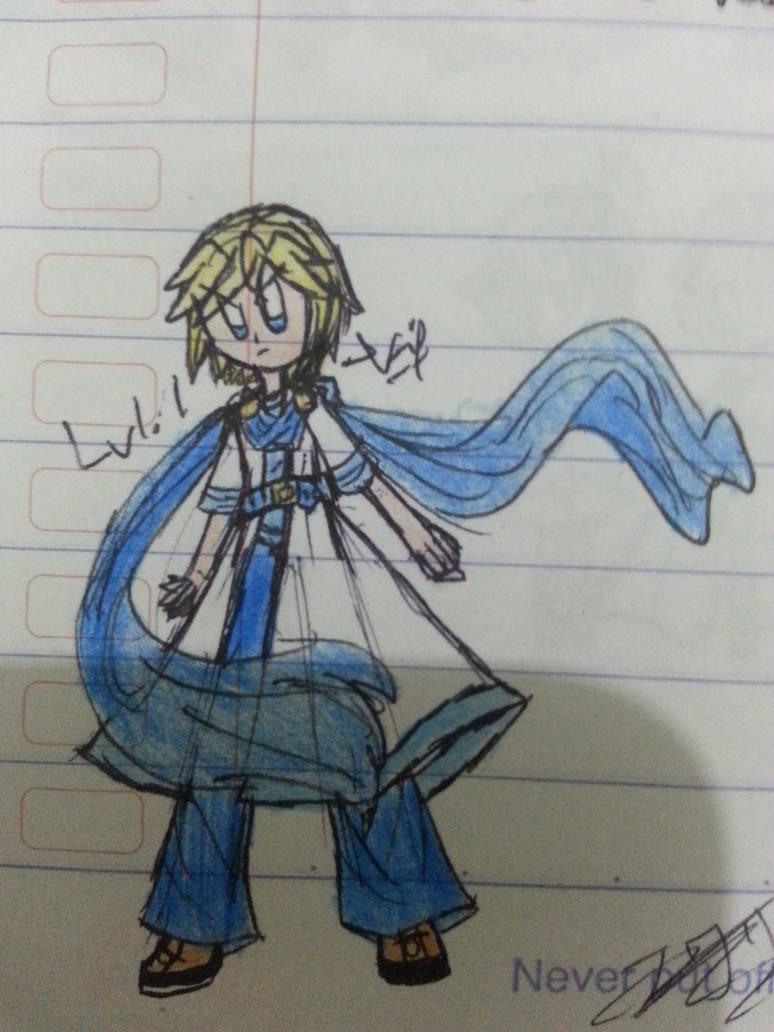 (2017 Render) Knight [Level 1, or Level 13?] by VivianMiyuki123