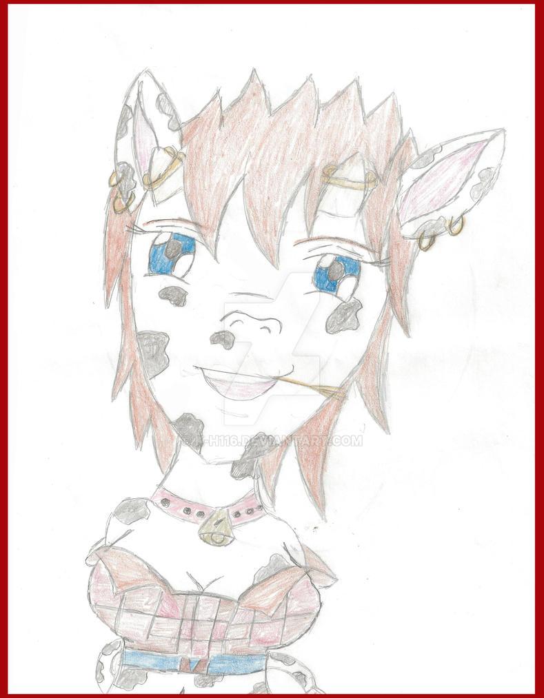 Moo Cutie by k-h116